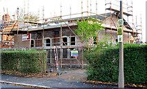 "J3774 : The ""White Lodge"", Belfast (5 in 2013) by Albert Bridge"