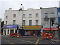 TQ3185 : Holloway Road shops (1) by Stephen Craven