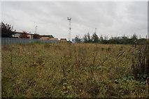 TA0827 : Spare Land at Albert Dock, Hull by Ian S