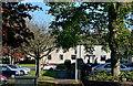 J2867 : Pine Cross, Seymour Hill, Derriaghy (2) by Albert Bridge