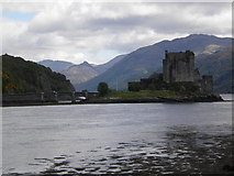NG8825 : Eilean Donan Castle by jeff collins
