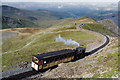 SH6055 : Above Clogwyn Station by Ian Capper