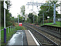 NS5462 : Corkerhill railway station by Thomas Nugent