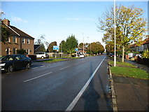 TL4661 : King's Hedges Road, Cambridge by David Purchase