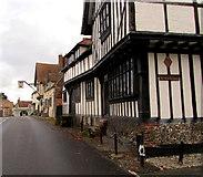 TR2457 : On Canterbury Road, Wingham by Chris Heaton