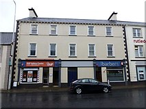 H4572 : DUP Advice Centre / Trev's Barbers, Omagh by Kenneth  Allen