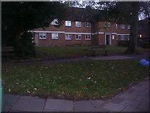 TQ2089 : Flats on Stag Lane, Kingsbury by David Howard