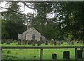 SE5389 : All Saints Church at Hawnby by peter robinson