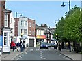TR1066 : Whitstable, Oxford Street by David Dixon