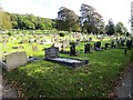 ST5039 : Glastonbury Cemetery by Bill Nicholls