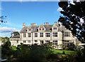 SP4711 : Yarnton Manor, West Face by Des Blenkinsopp