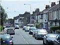TR3866 : Ramsgate, Hereson Road (A255) by David Dixon