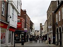 TR1557 : Burgate in Canterbury by Chris Heaton