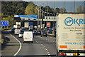 SP0291 : Birmingham : The M5 Motorway by Lewis Clarke