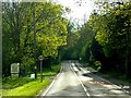 TR0050 : A252, West of Challock by David Dixon