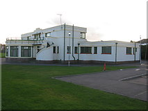 NS5164 : Art Deco Pavilion, Ralston Community Sports Centre by G Laird