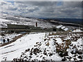 NH9905 : Cairngorm funicular railway by Hugh Venables