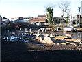 SJ7687 : Redevelopment of Altrincham by Anthony O'Neil