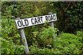 J4059 : The Old Cart Road, Saintfield (2) by Albert Bridge