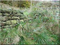 SE0023 : Stile on Hebden Royd FP114 by Humphrey Bolton