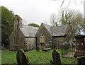 SM9628 : St Dogwells Parish Church by Dylan Moore