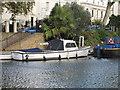 TQ2681 : Canal patrol boat by David Hawgood
