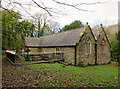SM9628 : St Dogwells Church by Dylan Moore