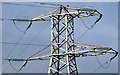 J3674 : Pylon, Belfast by Albert Bridge