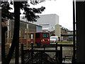 SU4416 : Ford Transit factory, Southampton by Hugh Venables