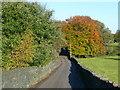 SE1221 : Boothroyd Lane, Rastrick by Humphrey Bolton