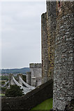SH7877 : Conwy Castle and bridges by Ian Capper
