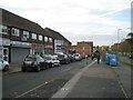 SP1391 : Local shops by A452 Chester Road, Pype Hayes by Robin Stott