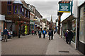 SY6990 : Dorchester Town Centre by Ian Greig