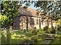 SJ8084 : Ringway Church (St Mary's) by David Dixon