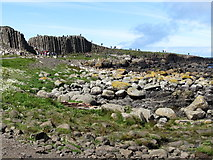C9444 : Rocks on the shore of Port Noffer by Eric Jones