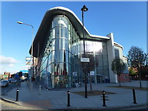 TA1029 : Part of Hull College by Malcolm Sandilands