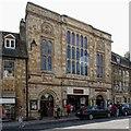 TF0207 : Broad Street, Stamford by Dave Hitchborne