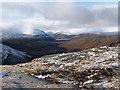 NN5744 : View towards Loch an Daimh by Alan O'Dowd