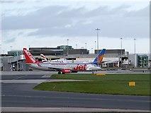 SJ8184 : Manchester Airport by David Dixon