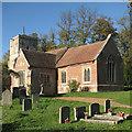 TL3149 : Croydon: All Saints by John Sutton