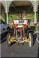 TQ3103 : Veteran Car, Madeira Drive,  Brighton, Sussex by Christine Matthews
