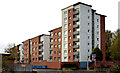 J3478 : The Horizon Building, Belfast (1) by Albert Bridge