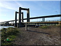 TQ9169 : Sheppey Bridges by Chris Whippet