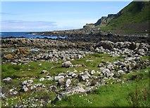 C9444 : Basalt boulders at Port Granny by Eric Jones