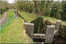 ST2896 : Disused locks, Cwmbran by Philip Halling