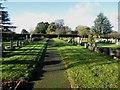 NY4153 : Upperby Cemetery, Carlisle (1) by Graham Robson