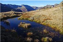 NY3004 : Small Tarn on Lingmoor Fell by Ian Taylor