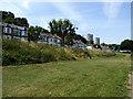 TQ4677 : Open land alongside Wickham Lane by Stephen Craven