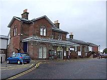 NO8686 : Stonehaven Railway Station by JThomas