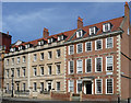 ST5872 : 22-24 Queen Square, Bristol by Stephen Richards